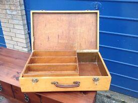 Vintage art box