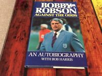 Bobby robson against all the odds
