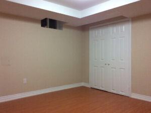 One Bedroom Basement for rent