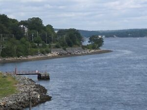 AVAILABLE TODAY WITH A VIEW OF BEDFORD BASIN.