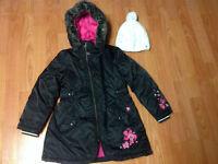 Manteau fillette 4 ans