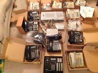 BT Nortel BCM50 Business Communications Manager & 14 Phones