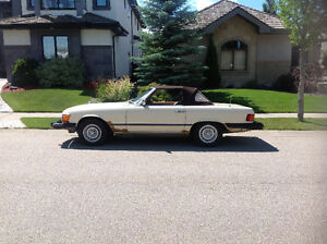 1983 Mercedes-Benz Other 380SL Convertible