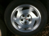 1984 Corvette original wheels/tires