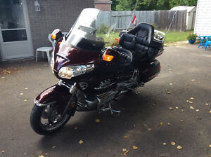 2006, 1800 Goldwing for Sale