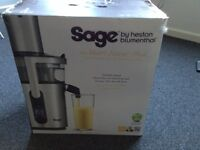 ****HARDLY USED****OPEN TO OFFERS****SAGE by Heston blumenthal