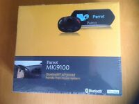 PARROT MKi 9100 BLUETOOTH HANDS-FREE PHONE + MUSIC SYSTEM