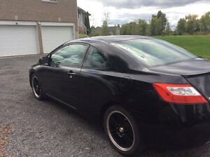 2008 Honda Civic EX-L Coupe (2 door - Leather) Kingston Kingston Area image 2