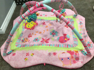 Baby exercise/ play mat / baby gym
