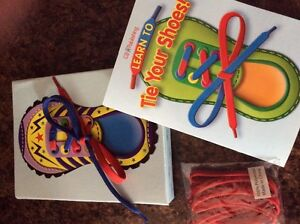 Learn to Tie Your Shoes Kitchener / Waterloo Kitchener Area image 1