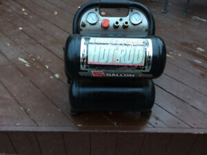 5 gallon hot rod air compressor
