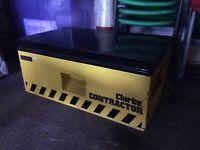Clarke storage box