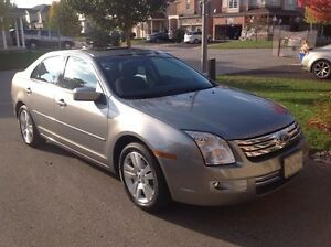 2009 Ford Fusion SEL V6 29k km $10,500 Excellent Condition
