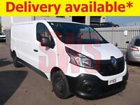 2015 Renault Trafic LL29 Business DCi 1.6 DAMAGED REPAIRABLE SALVAGE