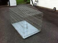 Animal Crate - Dog or Cat