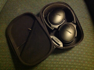 Bose headphones. Bought them 5 weeks ago for 500us $.