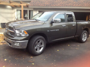 2012 Dodge Power Ram 1500 Pickup Truck