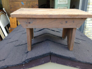 Solid condition step stool for sale