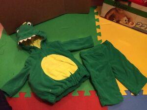 Costume petit dragon - marque Carter Lac-Saint-Jean Saguenay-Lac-Saint-Jean image 1
