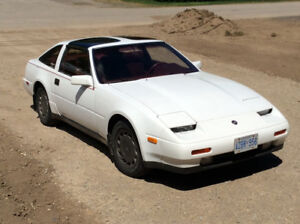 1987 Nissan 300 zx T-Top Certified Included.