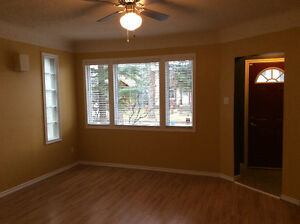 Pet-Friendly, 2 Bedroom, Main Floor of House plus Garage