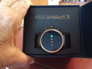 Asus zenWarch3