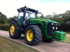8345R John Deere Tractor London Ontario image 1