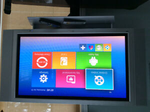 LEgend Plasma TV and stand for sale