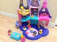 disney Princess little people collection. Must take all.