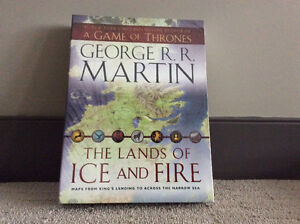 Game of Thrones The Land of Ice and Fire