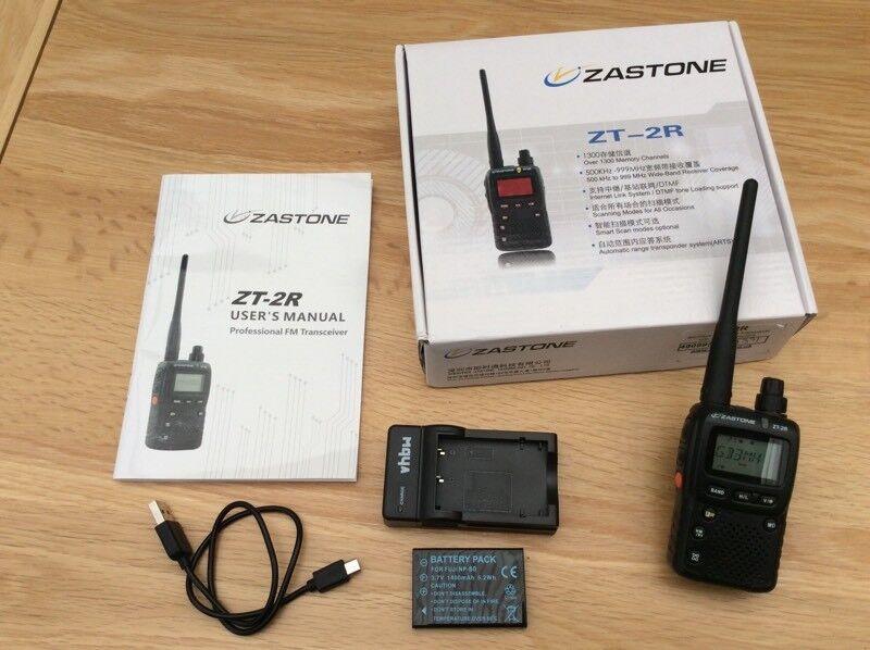 Zastone ZT 2R ( Yaesu VX2 R clone)
