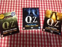 Oz - Complete Series 1, 2 and 6 on DVD