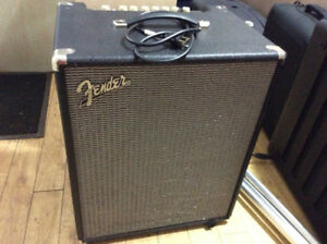 Fender Rumble 500 (V3) Bass Amp 500W, 17kg