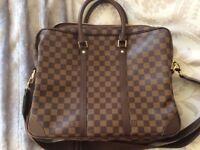 Louis Vuitton business bag