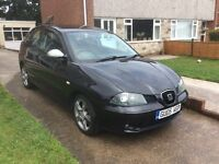 Seat Ibiza 2005 FR 1.8 20vt . Low millage and long m o t .