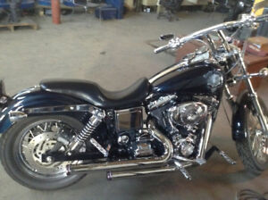 For sale one of a kind Dyna Lowrider