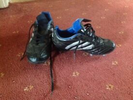 Rugby/Football boots Size 4