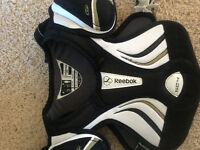 Youth chest protector size M