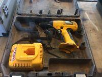 Dewalt drill set x 2