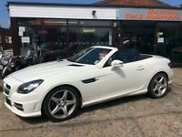 Delivery Available Stunning Mercedes Benz SLK 250 CDI 2.1 Diesel Sport AMG Auto Blue Efficiency