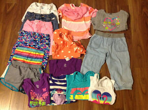 Girls size 7/8 summer clothing