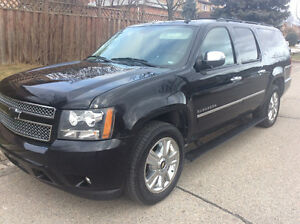 2011 Chevrolet Suburban LTZ  top-of-the-line mint  289 660-2342