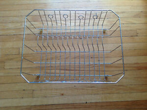 Rubbermaid stainless steel dish drainer