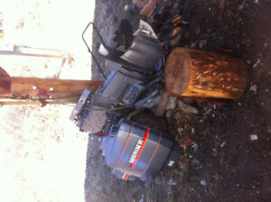115 HP Mariner outboard motor