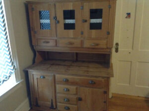 Antique Hutch-perfect for a country/farmhouse look