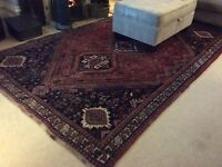 Indian pure wool rug