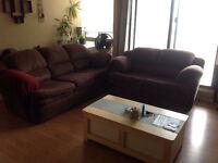Room to rent  nearsquare one condo for female professional.