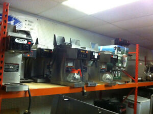 Used -- Coffee Brewers -- Commercial