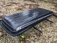 Sport Time Roof Box