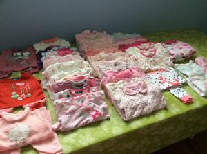 Vêtements pour enfant de 3 mois à 18 mois